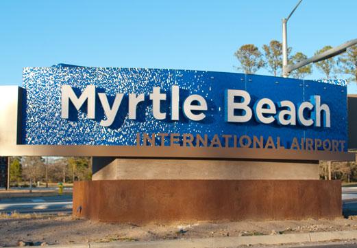 Business logo design myrtle beach