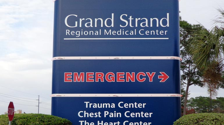 Grand Strand Regional Medical Center, Myrtle Beach, SC