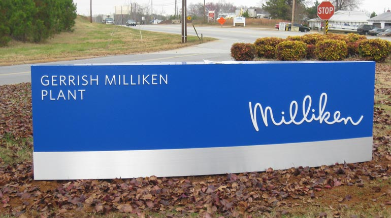 Milliken – Gerrish Plant, Pendleton, SC