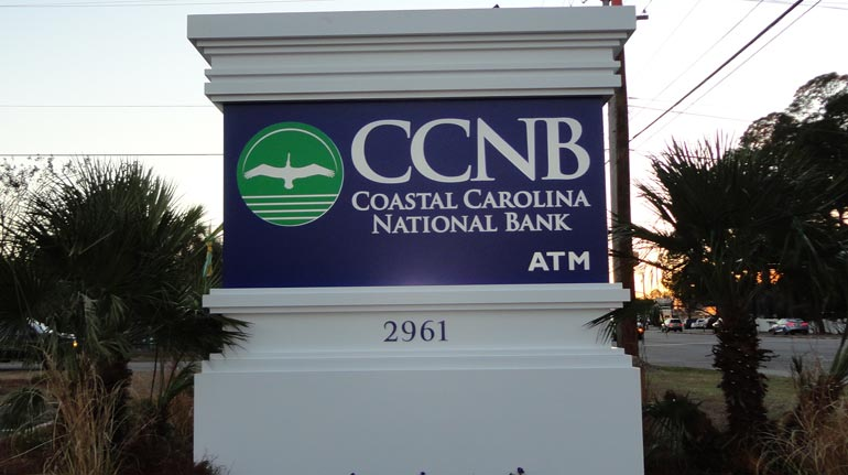 CCNB-Coastal Carolina National Bank, Garden City, SC