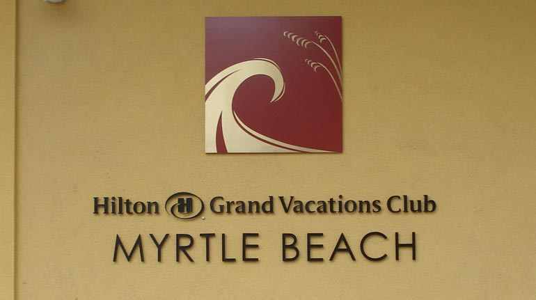 Hilton Grand Vacations Club, Myrtle Beach, SC