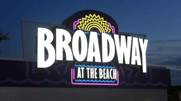 Broadway at the Beach, Myrtle Beach, SC