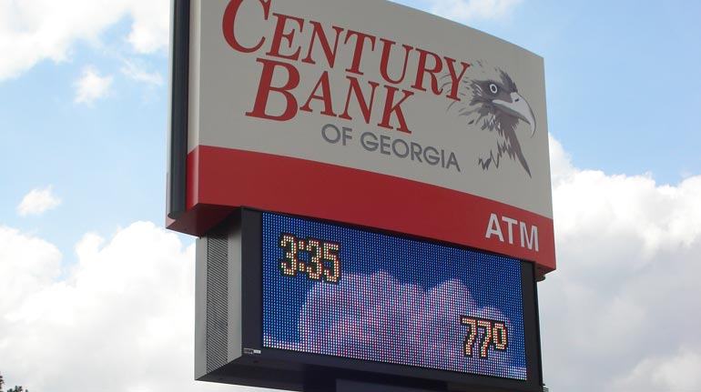 Century Bank of Georgia, Cartersville, GA