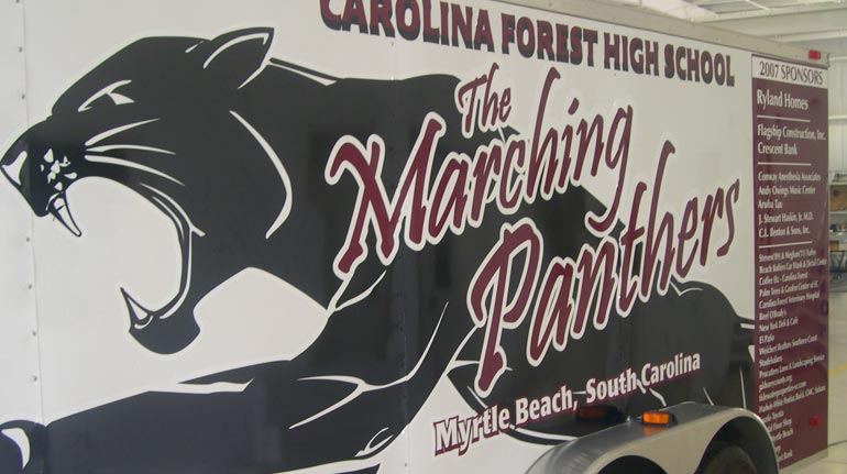 Carolina Forest High School, Myrtle Beach, SC