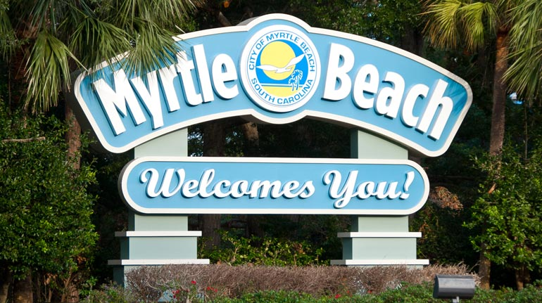 City Of Myrtle Beach, Myrtle Beach, SC