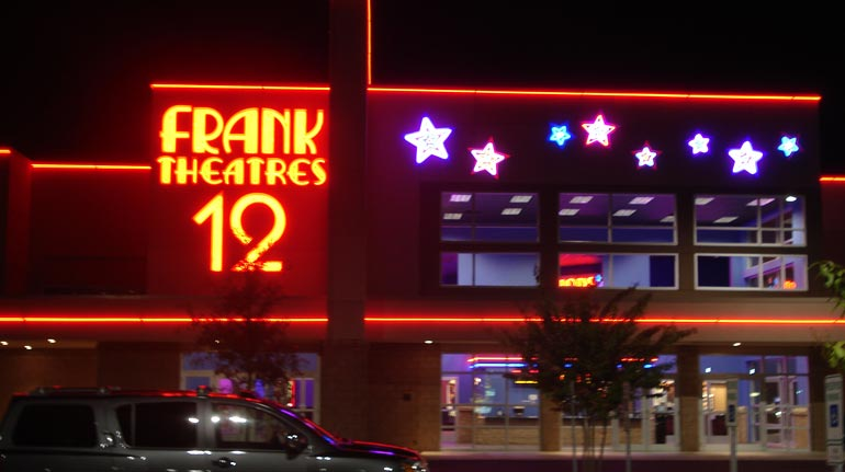 Frank Theaters, Conway, SC