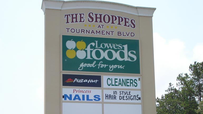 The Shoppes at Tournament Blvd, Murrells Inlet, SC