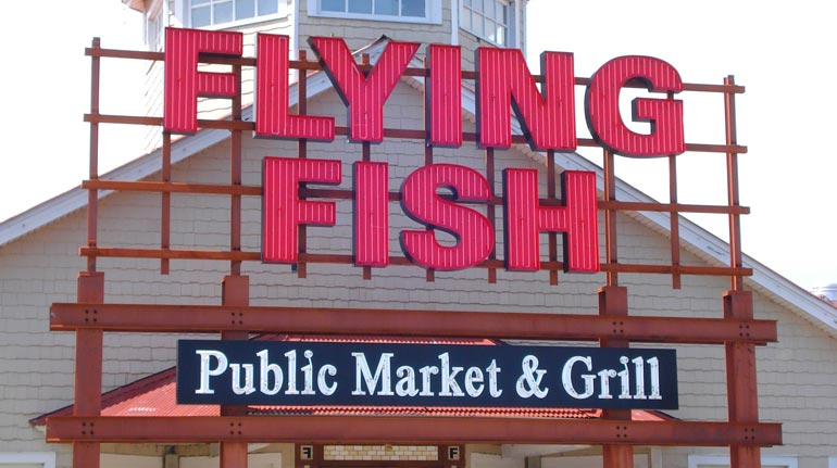 Flying Fish Public Market & Grill, N. Myrtle Beach, SC