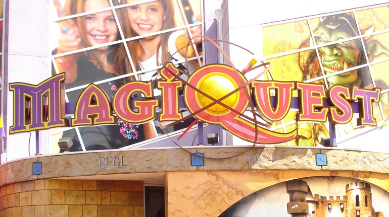 MagicQuest, Myrtle Beach, SC