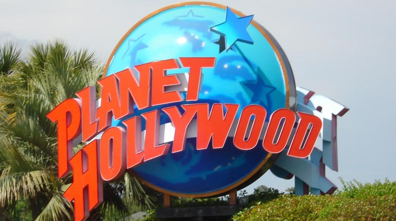 Planet Hollywood, Myrtle Beach, SC