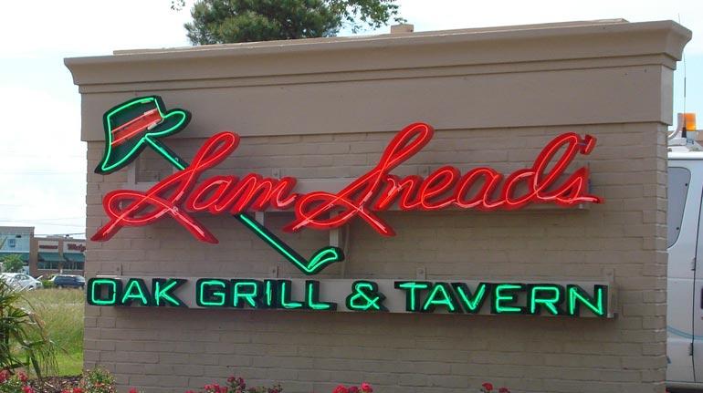 Sam Snead's Oak Grill & Tavern, Myrtle Beach, SC