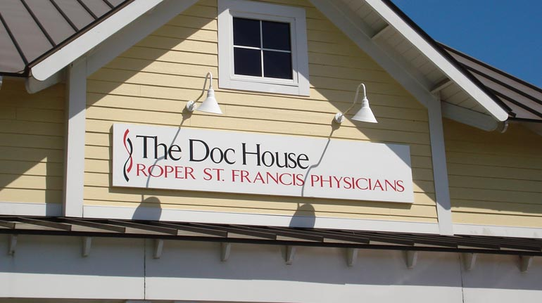 The Doc House, Murrells Inlet, SC