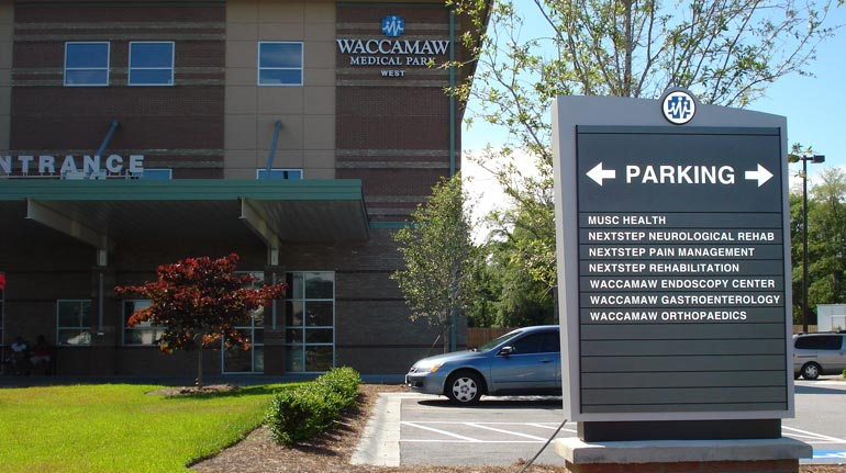 Waccamaw Medical Park West, Murrells Inlet, SC