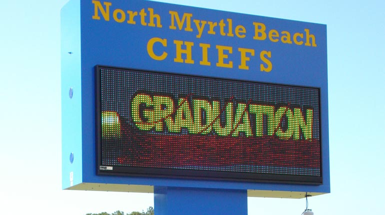 North Myrtle Beach High School, N. Myrtle Beach, SC
