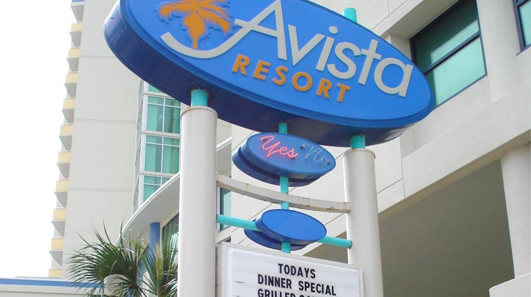 Avista Resort, N. Myrtle Beach, SC