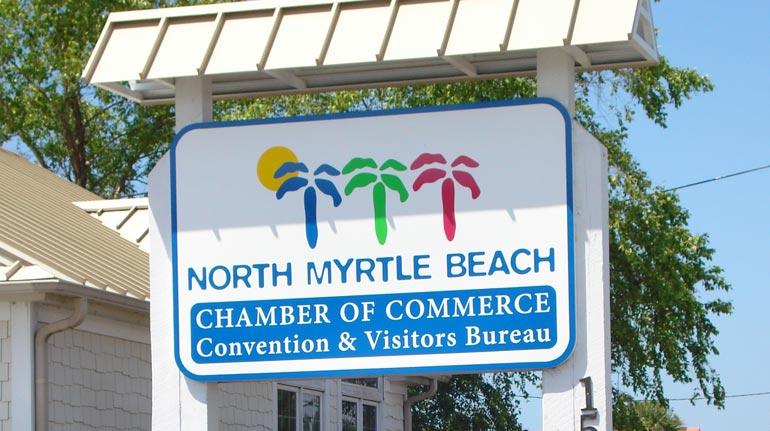 North Myrtle Beach Chamber, N. Myrtle Beach, SC