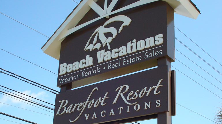 Beach Vacations, N. Myrtle Beach, SC