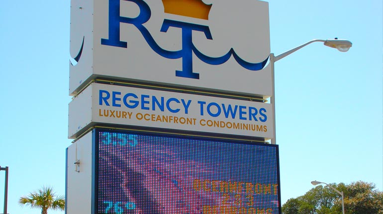 Regency Towers, Myrtle Beach, SC