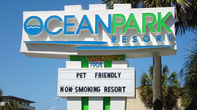 Oceanpark Resort, Myrtle Beach, SC