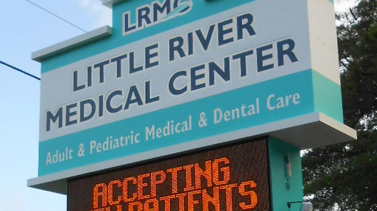 Little River Medical Center, Little River, SC