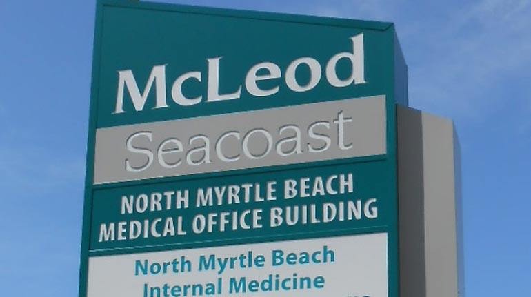 McLeod Seacoast North Myrtle Beach Medical Office Building, N. Myrtle Beach, SC