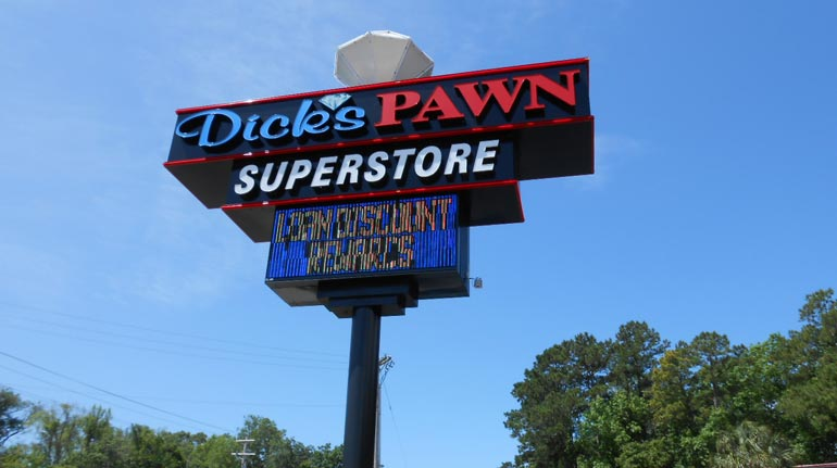Dick's Pawn, N. Myrtle Beach, SC