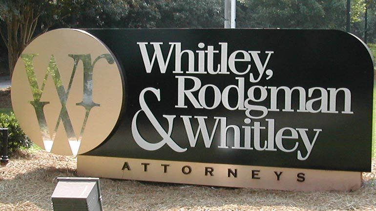 Whitley, Rodgman & Whitley, Raleigh, NC