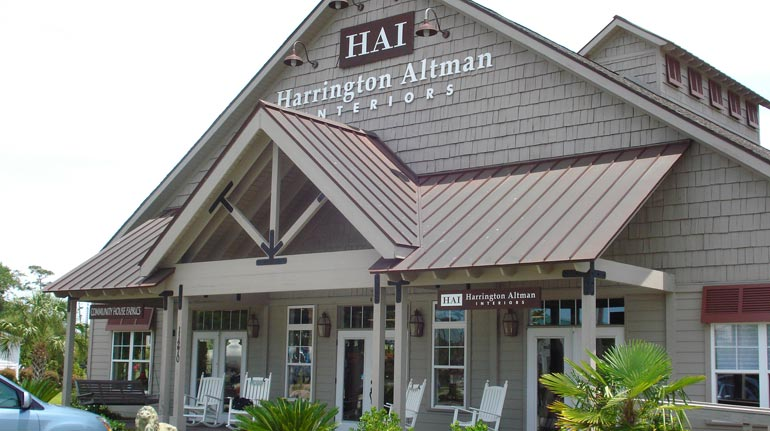 Harrington Altman Interiors, Pawleys Island, SC