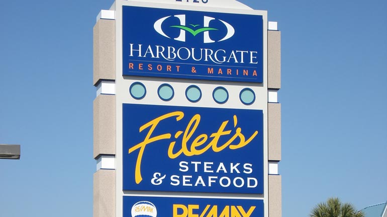 Harbourgate Resort & Marina, N. Myrtle Beach, SC