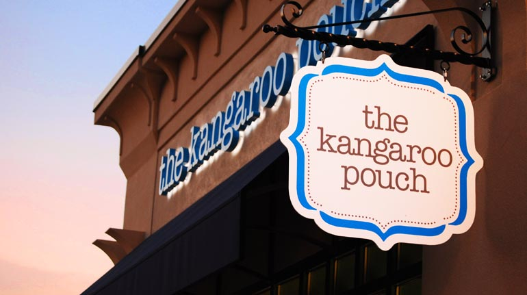 The Kangaroo Pouch, Myrtle Beach, SC