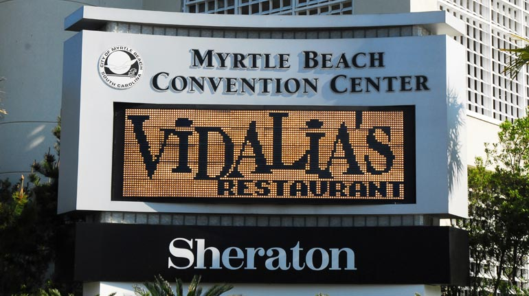 Myrtle Beach Convention Center, Myrtle Beach, SC
