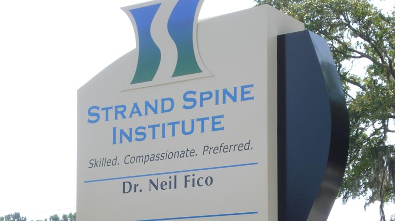Strand Spine Institute, Pawleys Island, SC