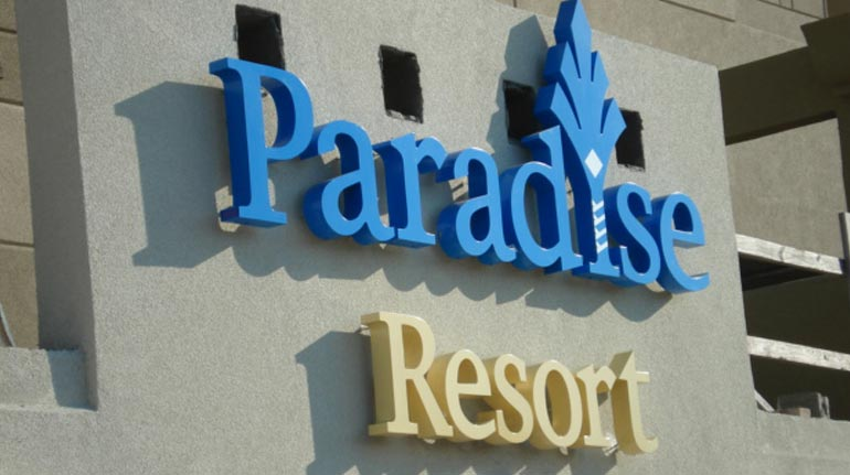 Paradise Resort, Myrtle Beach, SC