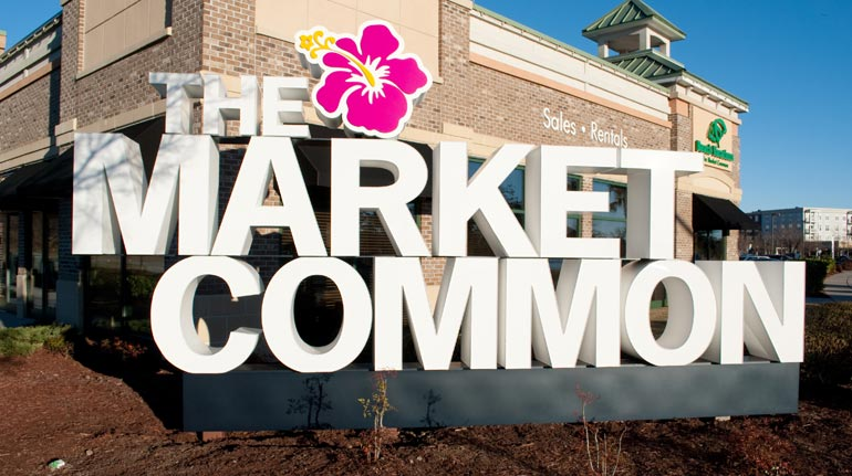 The Market Common, Myrtle Beach, SC