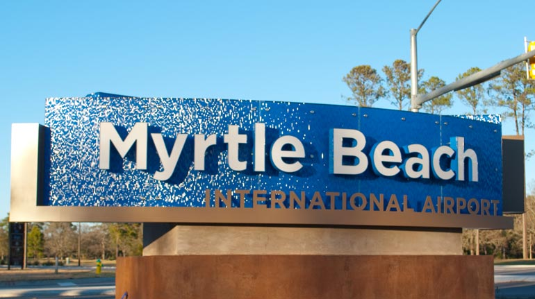 Myrtle Beach International Airport, Myrtle Beach, SC