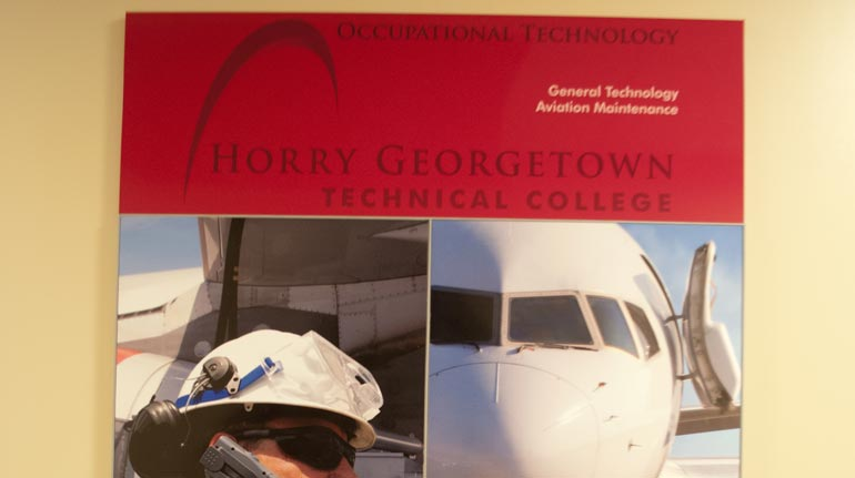 Horry Georgetown Technical College, Conway, SC