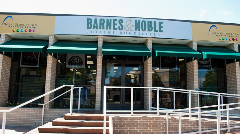 Barnes & Noble at Horry Georgetown Technical College, Conway, SC