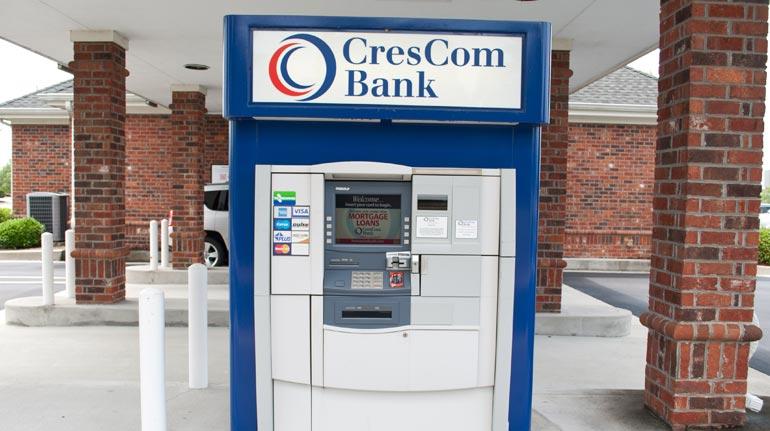 CresCom Bank, Conway, SC