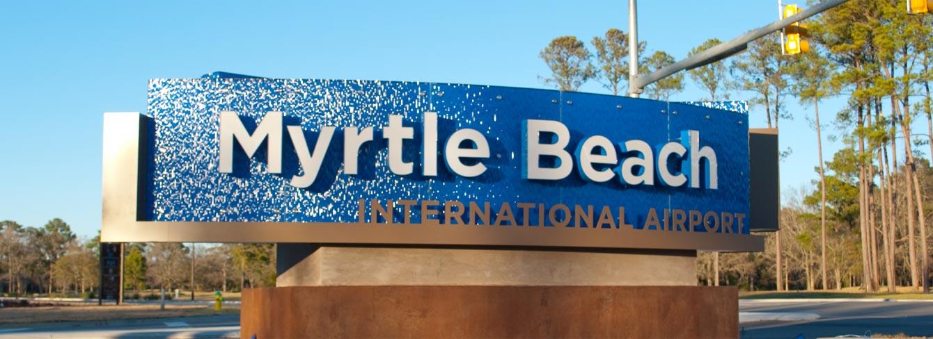 Tyson Signs Myrtle Beach