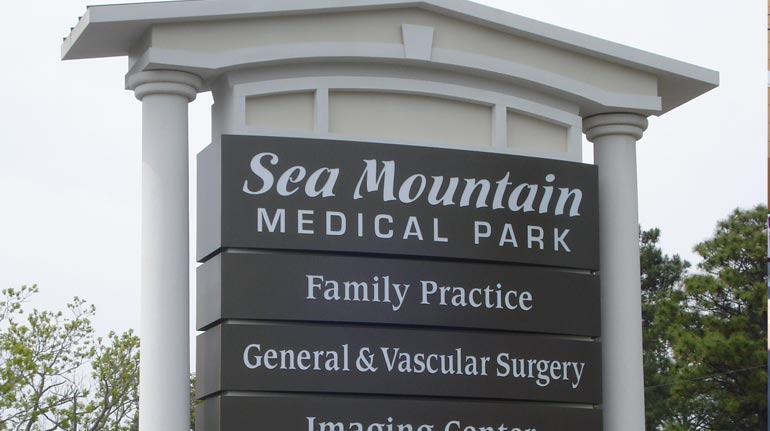 Sea Mountain Medical Park, N. Myrtle Beach, SC