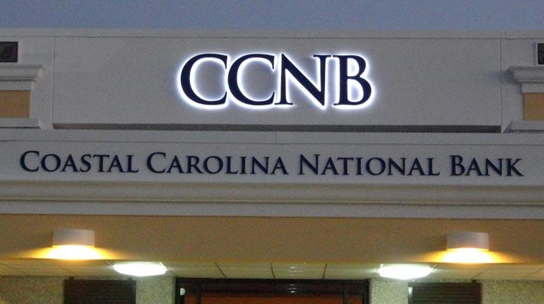 CCNB-Coastal Carolina National Bank, Garden City, SC