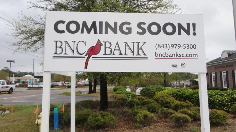 BNC Bank, Murrells Inlet, SC