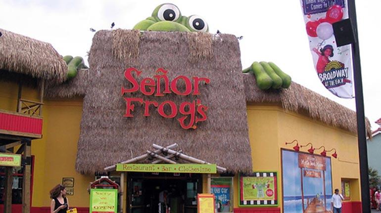 Senor Frog's, Myrtle Beach, SC