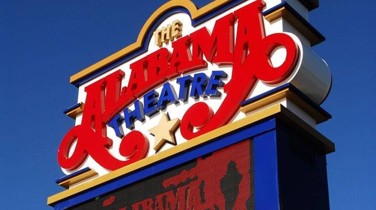 Alabama Theatre, Myrtle Beach, SC