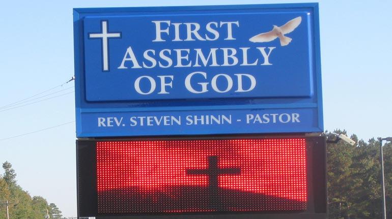 First Assembly Of God, Loris, SC