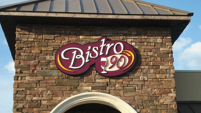 Bistro 90, Longs, SC