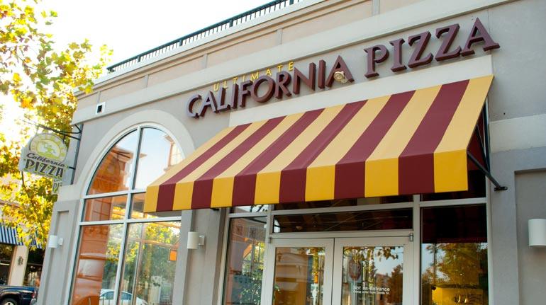 Ultimate California Pizza, Myrtle Beach, SC