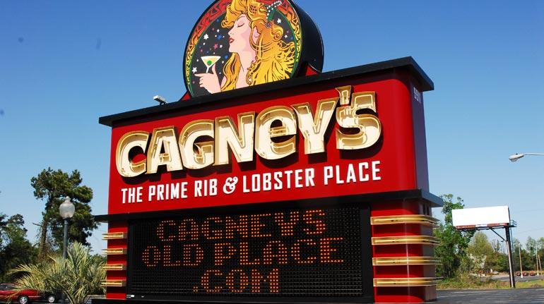 Cagney's Restaurant, Myrtle Beach, SC