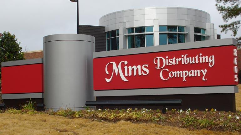 Mims Distributing Company, Raleigh, NC