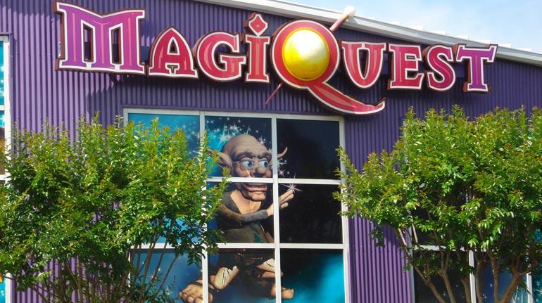 MagicQuest, Myrtle Beach, SC